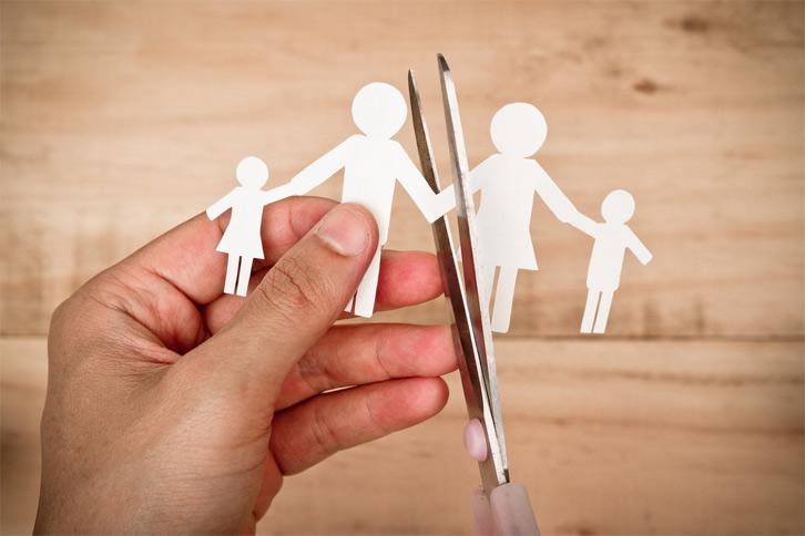 Foreldreansvaret ved samlivsbrudd